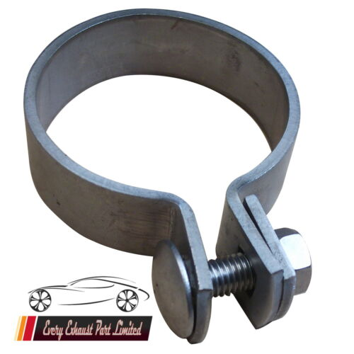 """102mm 4/"""" Heavy Duty Stainless Steel T304 Exhaust Pipe Clamps"""