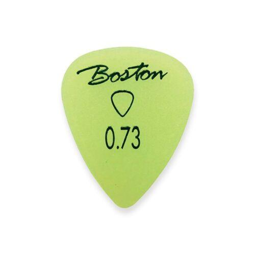 Boston Carbon Plektren Plektrum Picks Pleks Plektra Plektron Gitarre 6 Stück