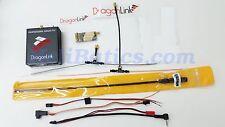 NEW Dragon Link V2 Long Range FPV TX MicroRX 12Ch UHF 433MHz High Perf,NO STAND!