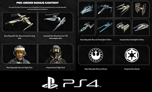 Star-Wars-Squadrons-PS4-Pre-Order-DLC-Rare-Skins-Suits-and-Decals