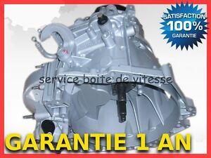 Boite de vitesses Citroen C4 Picasso 1.6 HDI 20DP33 1 an de garantie