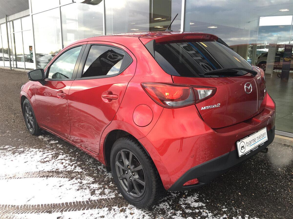 Mazda 2 1,5 Sky-G 90 Niseko aut. - billede 3