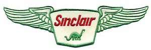 8-034-Sinclair-Patch-with-wings-Gas-Station-Motor-Oil-Dino-Hot-Rod-Sales-Service