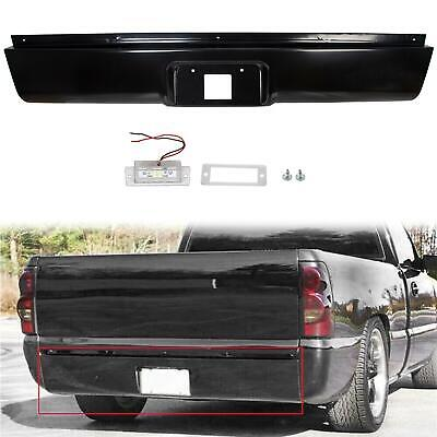 RP23 92 99 Suburban Roll Pan Rear With License Plate Light Chevy GMC
