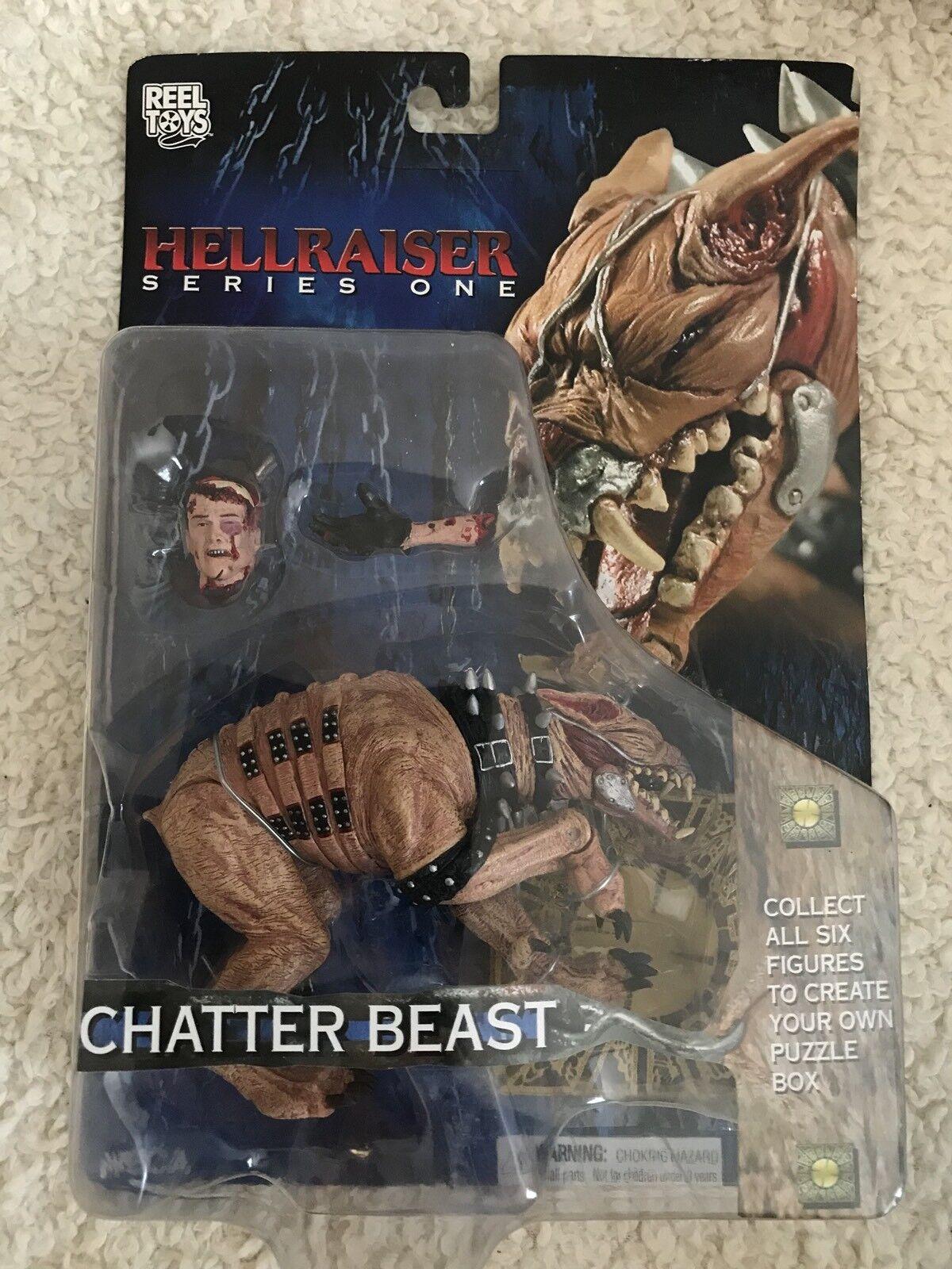 Hellraiser Series 1 NECA Chatter Beast Figure