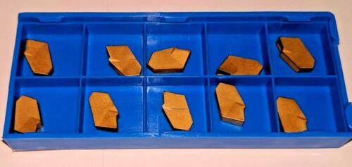 GTN-3 NC3020 Grade Parting Carbide Inserts 10 PCS KORLOY SP300