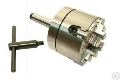 80062  GG-Tools Vierbackenfutter 125mm Flansch MK3 B.e verstellbar