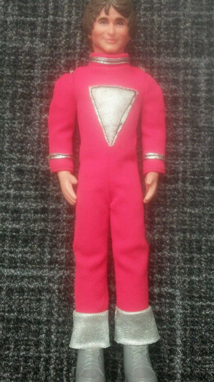 Vintage 1973 Mattel MORK 9  Action Figure Doll Mork & Mindy Show Robin Williams