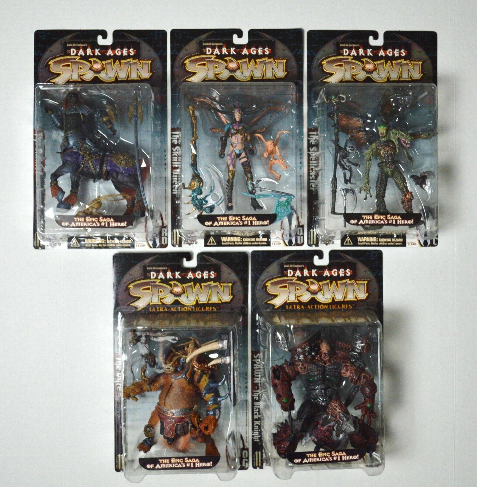 DARK AGES SPAWN -RARE 1996 Gothic Series McFarlane Toys Toys Toys Action Figure COLLECTION 08d5e1