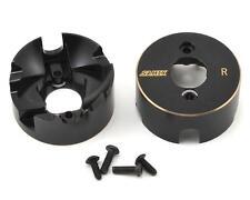 SAMSCX2-4012 Samix SCX10 II Brass Steering Knuckle Weight (2)