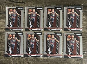 Investor-Lot-8-2018-19-Panini-Prizm-78-Trae-Young-RC-Rookie-Hawks-PSA-Ready