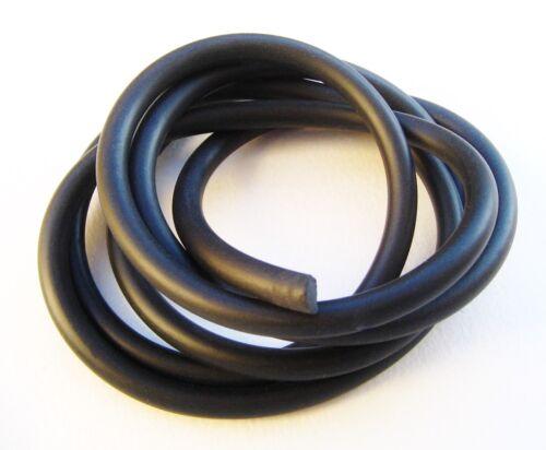 5 mm Fädelloch 2 mm Caoutchouc fil synthétique Caoutchouc Bande 1m-5m 1,56 €//M