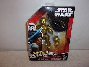 Disney-Star-Wars-Hero-Mashers-C-3PO-New-in-Package