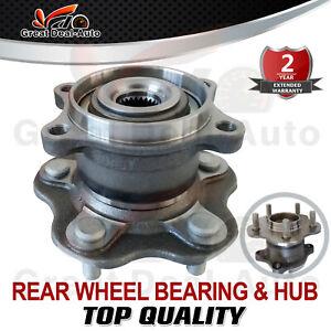 For Nissan X-Trail 2007-2014 Rear Wheel Hub Bearing