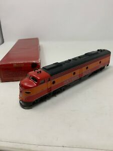 RIVAROSSI-HO-1933-SOUTHERN-PACIFIC-EMD-E-8-DIESSEL-Needs-Work-As-Is-D