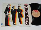 THE KINGBEES The Big Rock LP 1981 RSO Records Canada Vinyl RS-1-3097 VG/VG