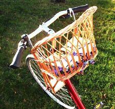 Fahrradsitz vorne Fahrrad Kinderfahrradsitz Sitz Kinder DDR Holz Weide shabby