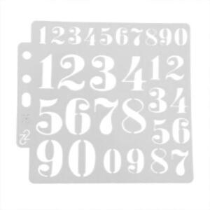Plastic-Numbers-Painting-Template-DIY-Cake-Coffee-Decor-Spray-Mold-Stencil-R1BO