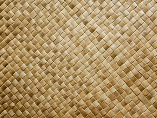 Cabana Fine Weave Matting Roll-4/' x 8/' Commercial Grade-Great for Ceilings Walls