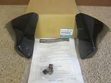 04 - 08 MAZDA RX-8 NEW OEM BLACK CHERRY REAR AERO FLARES F151-V4-930F-88 #JG