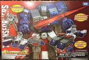 Transformers Takara Genarations La Guerre des Titiens Légendes Lg-31 Fortress Maximus Misb