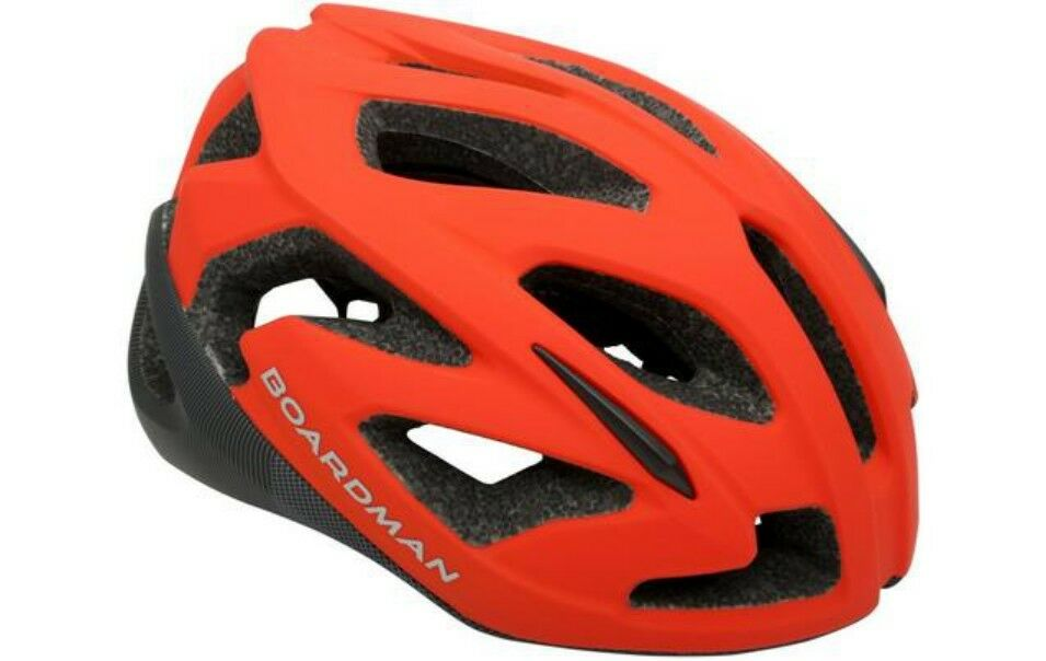 Boardman Bicycle RD 8.8 Helmet Unisex Bike Safety Cycling Vented 53 - 58cm