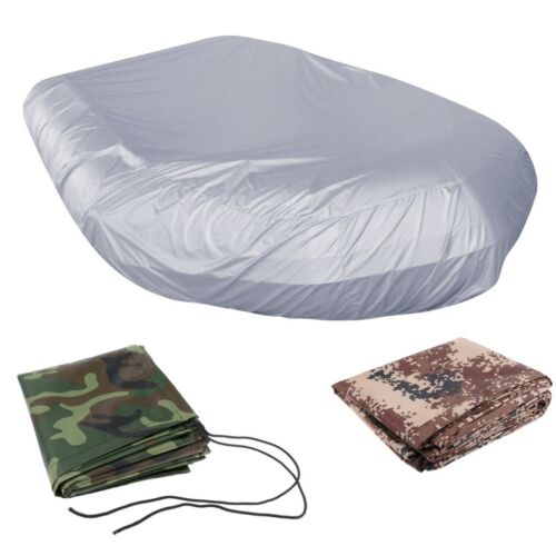 Dinghy Cover Waterproof UV Shield Case 2.3-4.7m//7.5-15.4ft Inflatable Rib Boat