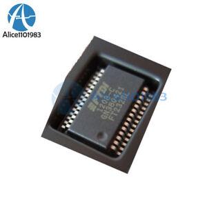 10PCS Original FTDI FT232 FT232RL USB TO SERIAL UART SSOP-28 IC
