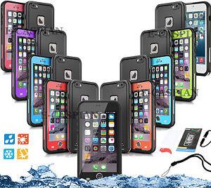 save off 42f55 cf77a Detalles acerca de Estuche Impermeable a prueba de choques para iPhone 6 6S  Plus [se ajusta LIFEPROOF & OTTERBOX CLIP]- mostrar título original