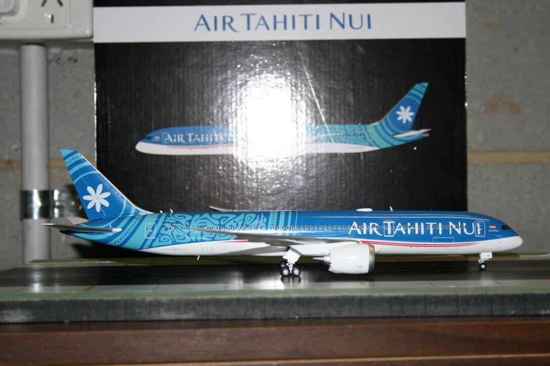 Gemini Jets 1 200 Air Tahiti Tahiti Tahiti Boeing 787-9 F-ONUI (G2THT749) Die-Cast Model Plane 875b26