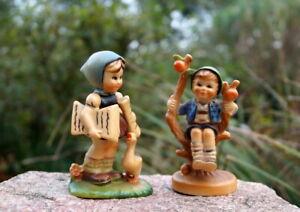 alte-Plastik-Figuren-Made-in-Hong-Kong-60er-11-cm-sehr-selten-Hummel