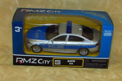 MODELLINO AUTO SCALA 1:43 BMW M5 POLIZEI cod.21899