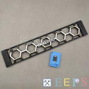 New-Front-Bezel-Faceplate-w-Key-For-08CW5K-Dell-EMC-8CW5K-R740-R540-R740xd-2U