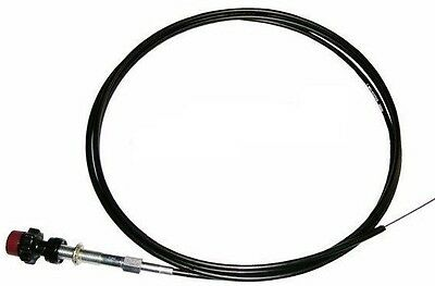 Buyers 25/' Tow Truck Rotator,Rollback Wrecker Throttle Cable VCGTX25