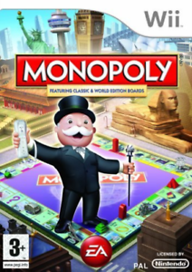 Wii-Monopoly-AKA-Here-and-Now-The-World-Edition-Wii-GAME-NEW