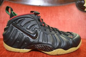 990f51abed4 CLEAN Nike Air Foamposite Pro Black Gorge Green Foams 624041 004 ...