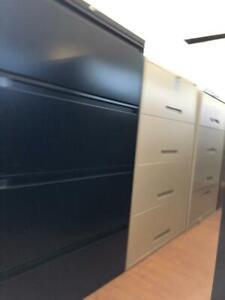 Meubles de bureau Guimond - Vaste choix de classeurs de qualité commercial 2-3-4-5-6 tiroirs Greater Montréal Preview