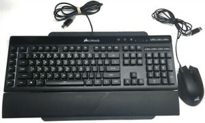 Corsair-K55-RGB-Backlit-Wired-Gaming-Keyboard-w-Harpoon-Mouse-Pad-amp-Wrist-Rest