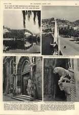1952 Dalmatian Coast Lake Of Bled The Training Of Commanders