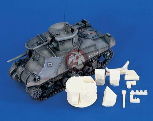 Tamiya M3 Lee 35039 728 Verlinden 1//35 British M3 Grant Tank CDL Conversion