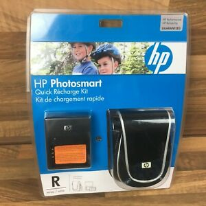 Genuine-HP-Photosmart-Quick-Recharge-Kit-Series-R-For-Digital-Cameras-Q6270A