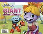 Giant Adventures (Wallykazam!) by Golden Books (Paperback / softback, 2017)