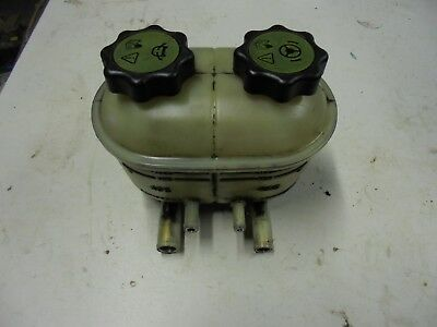 4 LAND ROVER DISCOVERY TD5 DIESEL POWER STEERING BOTTLE RESEVOIR WITH ACE
