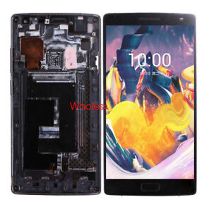 LCD-TOUCH-SCREEN-Frame-For-OnePlus-One-OnePlus-2-OnePlus-3-3t-OnePlus-5-OK