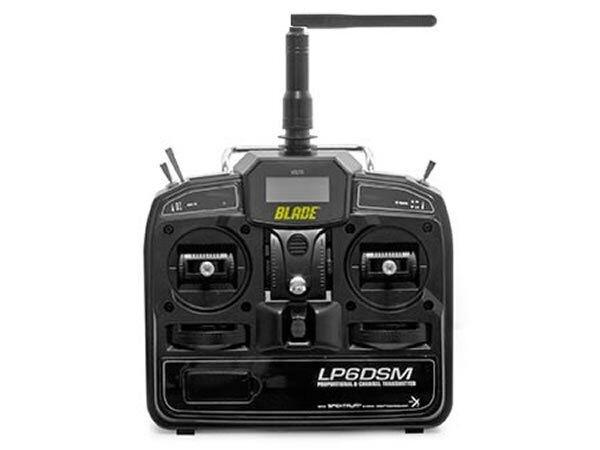 Blade 200 SR X Safe Transmitter LP6DSM