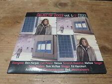 VENUS - BEN HARPER - DIONYSOS - CAT POWER - ED HARCOURT - TANGER  !! RARE CD
