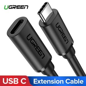 Ugreen-USB-C-Extension-Cable-Type-C-Extender-Cord-Thunderbolt-3-for-Samsung-S8