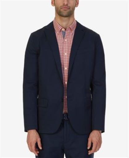 Nautica Cotton Twill Blazer True Navy  Herren Größe XL New