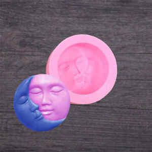 Gesichter-Silikon-Seifenformen-Handwerk-Formen-DIY-handgemachte-Seife-Schimme-zi
