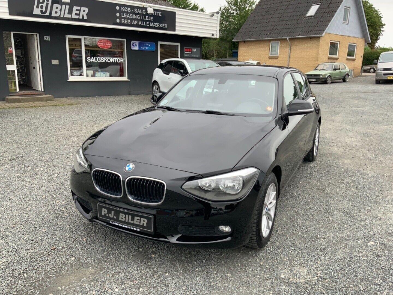 BMW 116d 2,0  5d